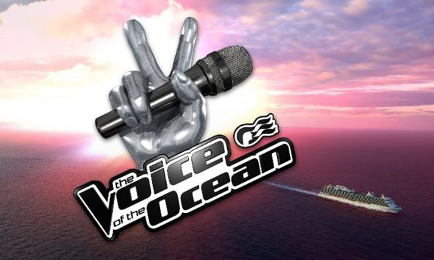 Hit BBC Show 'The Voice' Comes to Princess Cruises