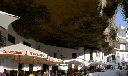 The Spanish Village Slowly Being Crushed Under Thousands Of Tonnes Of Rock