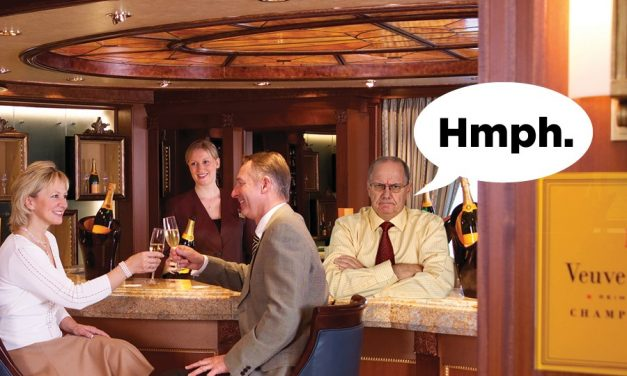 32 Things That Always Leave Brits Feeling Mildly Miffed On Their Cruise