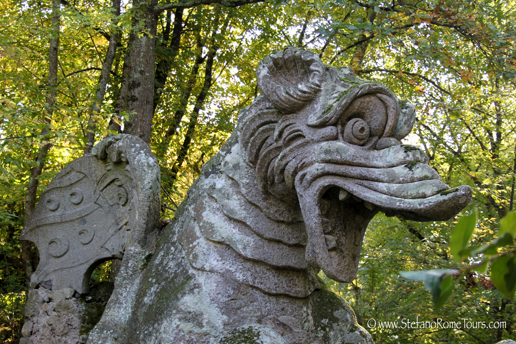 Garden of Bomarzo