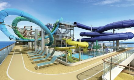 Take A First Look At The New NCL Escape