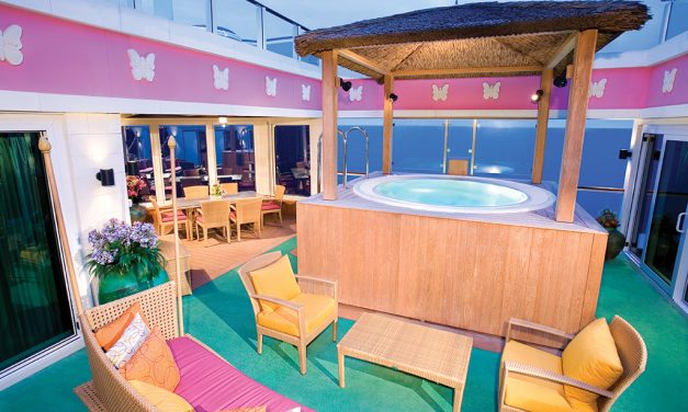 Is This The Most Over The Top Luxury Cruise Suite Ever?
