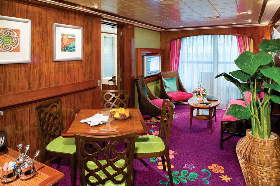 Is This The Most Over The Top Luxury Cruise Suite Ever
