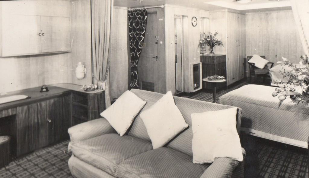 Old cruise photo