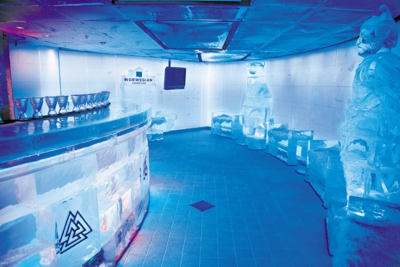 NCL Introduction - Ice Bar