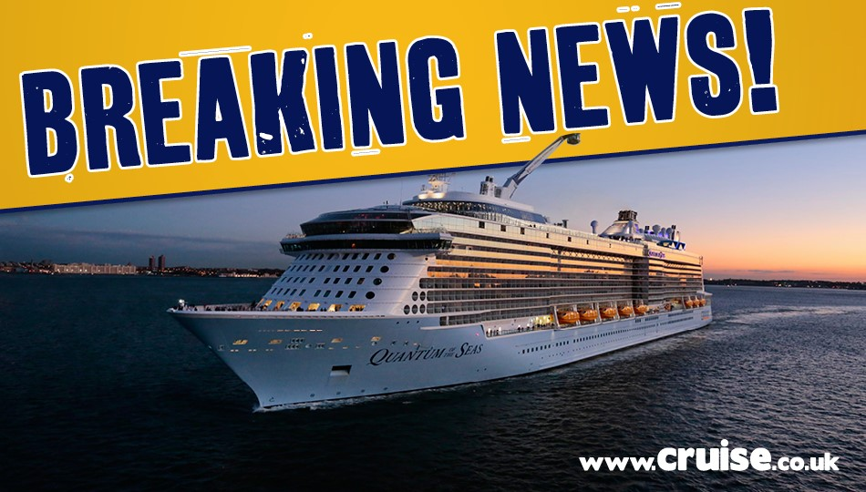 Royal Caribbean Orders Fifth Quantum Class Cruise Ship
