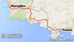 Toulon to Marseilles