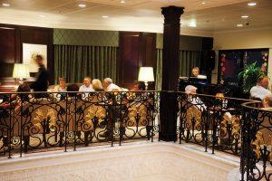 Azamara Mosaic Lounge