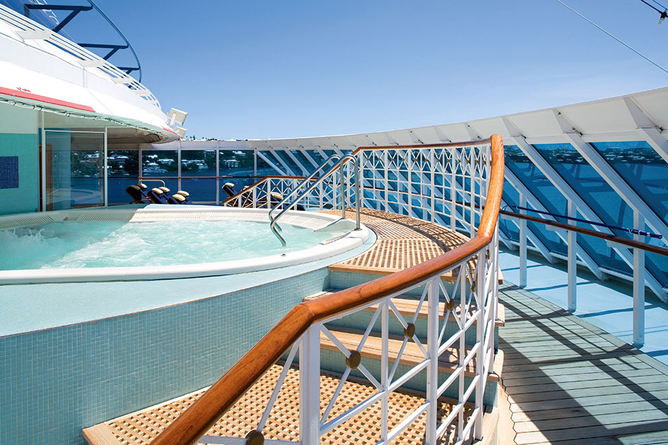 Azamara spa pool azamara club cruises