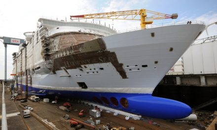 Exclusive Look Behind The Scenes Of Harmony Of The Seas