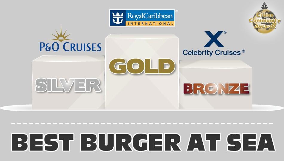 Best Burger At Sea