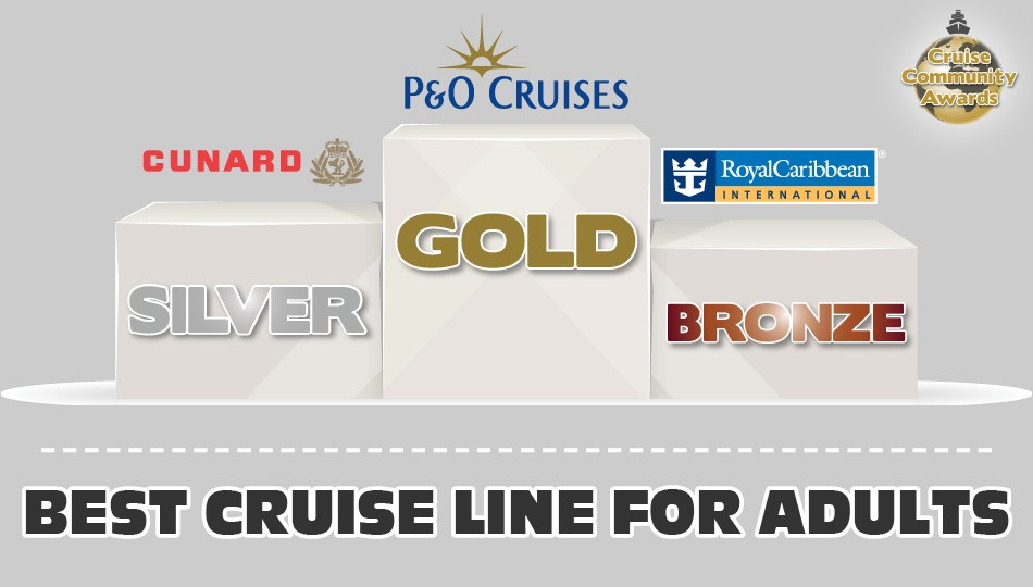 Best cruise line for adults consider, that