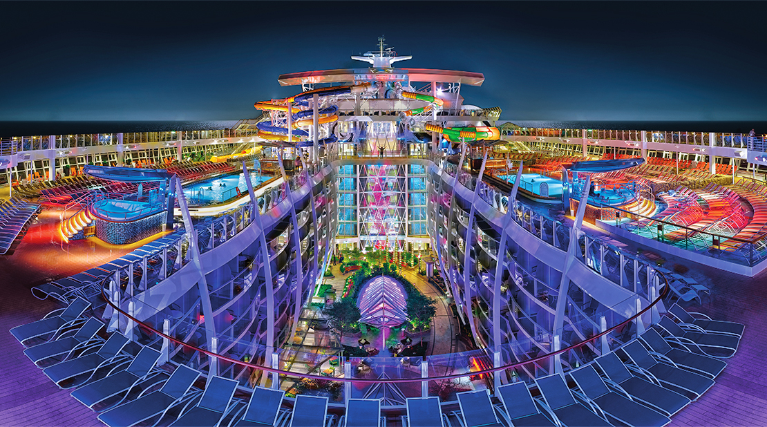 An Introduction to: Royal Caribbean Cruises