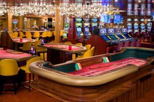 Holland America casino