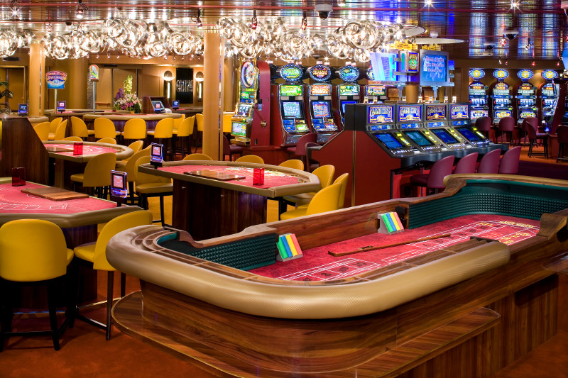 Holland America casino