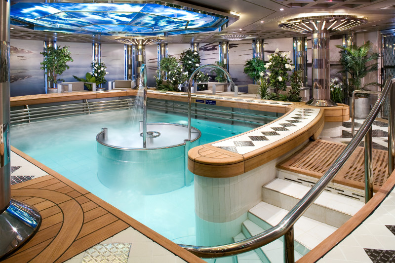 Holland America Hydro Pool