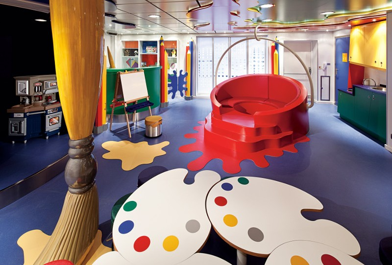 Holland America kids