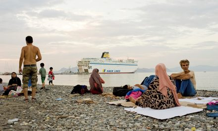 Cruise Ship To Be Used To House Refugees