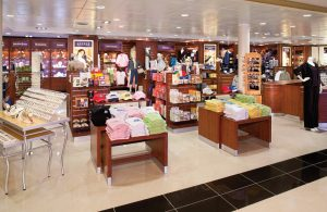 Holland America Shops