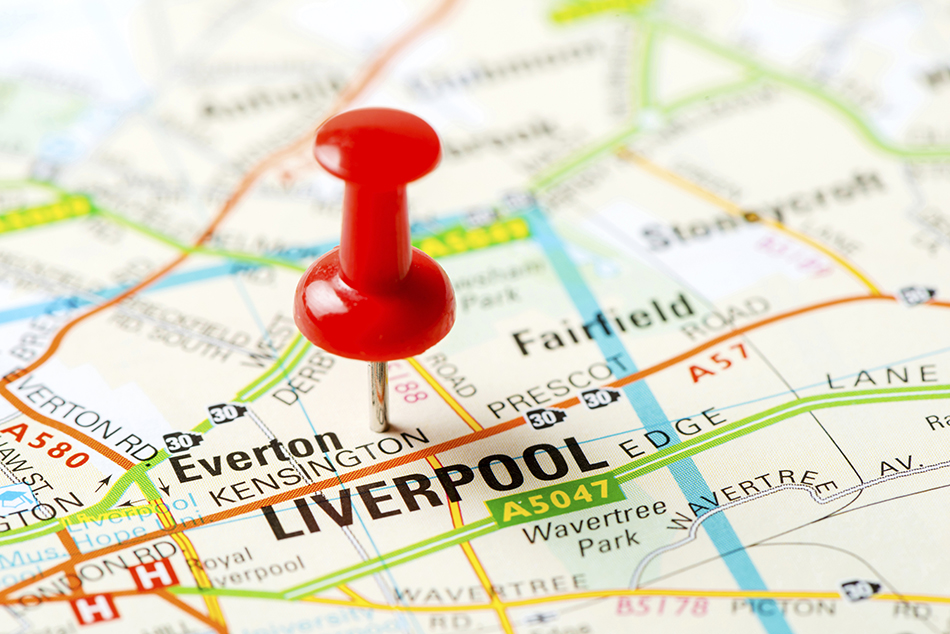 Liverpool Gets Permanent Cruise Terminal