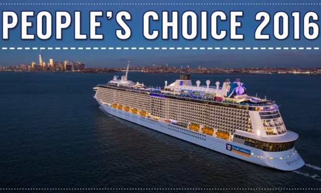 Royal Caribbean Beat P&O As Britain's Favourite Cruise Line