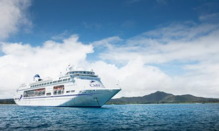 Shock As P&O Sell Their Ship To Rival Cruise Line