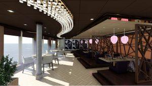 Speciality restaurant MSC Seaside