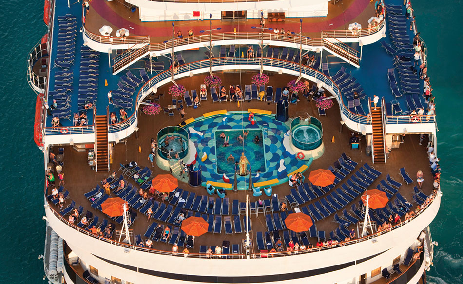 How To Cruise With Stubborn Teens With Ease - Cruise ships for teens