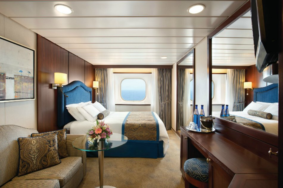 An Introduction To Oceania Cruise Line