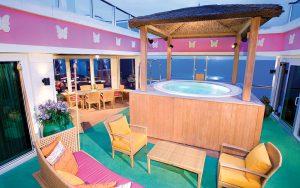 suites at sea