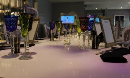 Is This The Strangest Restaurant You'll Ever Find At Sea?