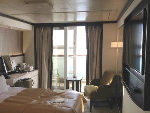 P&O best british cruise line