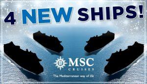 MSC new ships