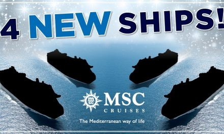 MSC Announce Plans To Build Four New World Class Ships