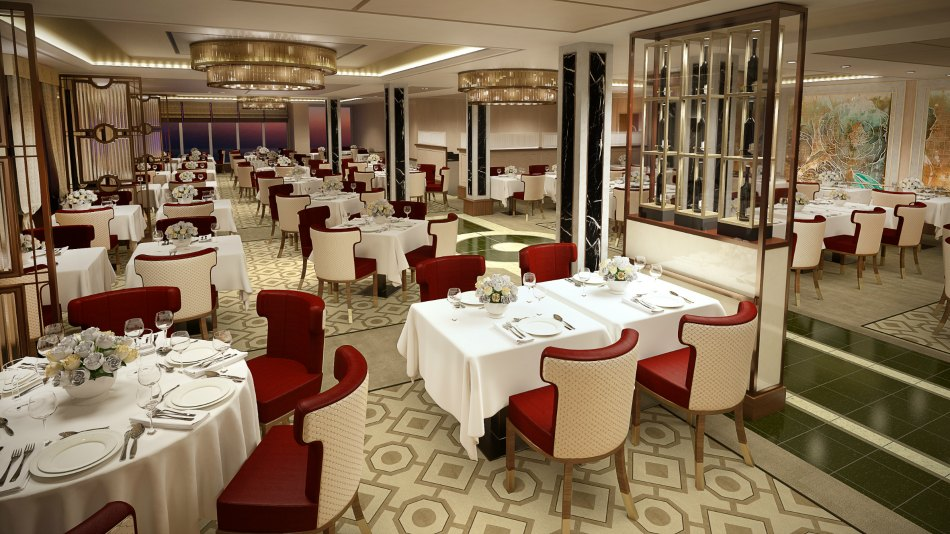 Cunard Reveal The QM2's Luxury Upgrade!
