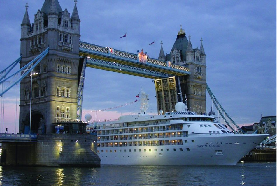 Living On A Cruise Ship Is Cheaper Than Renting In London - Cruise ship in london