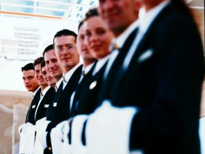Seabourn Staff