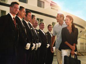Welcome Aboard Seabourn