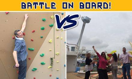 The Battle On-Board Ovation – Who Wins? You Decide!