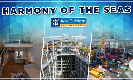An Exclusive Look At The World's Biggest Cruise Ship!