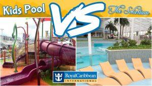kids pool vs solarium