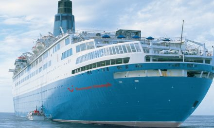 Thomson Purchase The Abandoned QE2 From Cunard