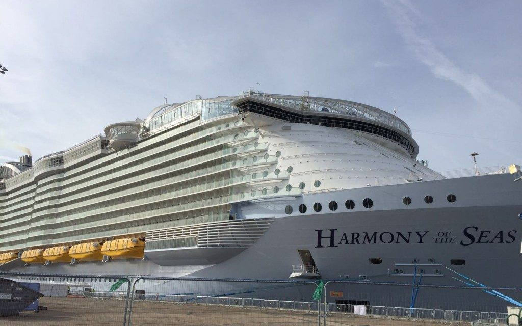 An Introduction To Harmony Of The Seas Cruise Bulletin