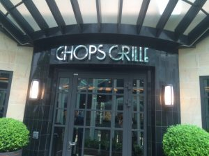 Chops Grille on Harmony of the Seas