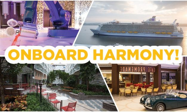 Harmony of the Seas: C Sharp, or Falling Flat?