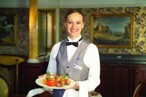 ncl waitress