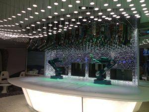 Bionic bar on Harmony of the Seas