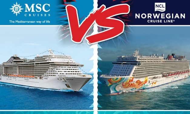Should You Be Cruising With The Med Experts Or The Norwegian Giants?