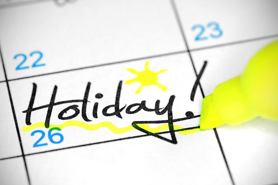 save on holiday dates
