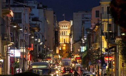 How Best To Explore Artistic Athens, The Capital Of Culture